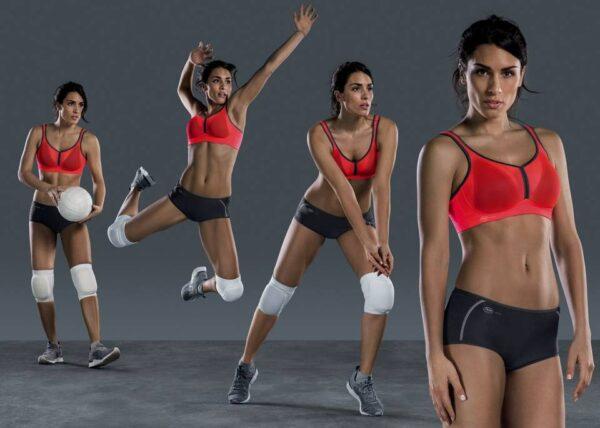 Anita Deltapad fitness sport bh