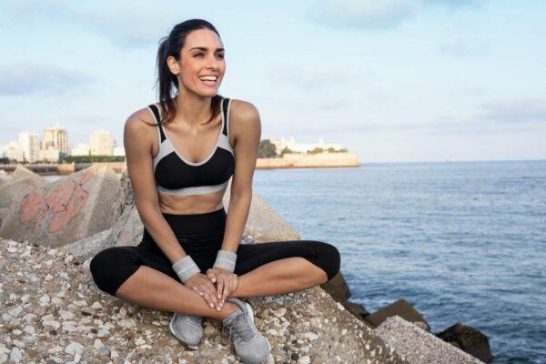 Anita Extreme control sport bh hardlopen