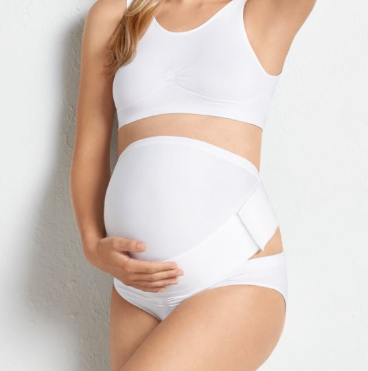 Anita Maternity zwangerschapssteunband wit